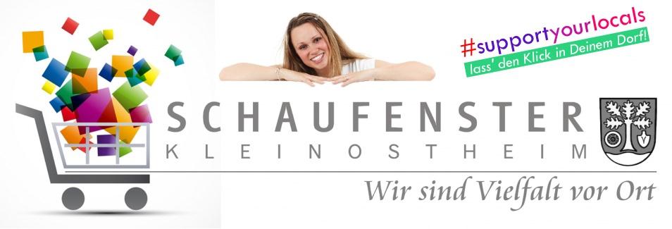 Schaufenster Kleinostheim Logo